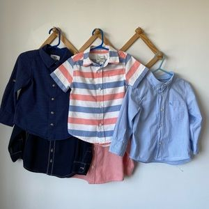 Bundle for shirts 3 years old (1shirt 2-3 size)